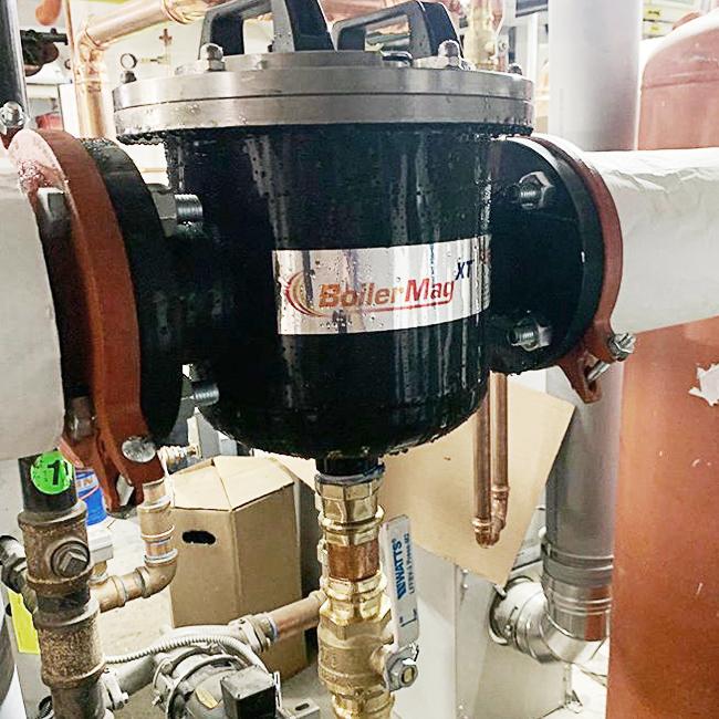 """Magnetabscheider BoilerMag XT 2""""-12"""""""